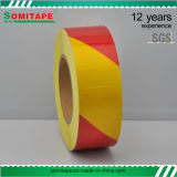 Sh508 Quality Guaranteed Reflective Self Adhesive Tape for Warning on Floor Somitape