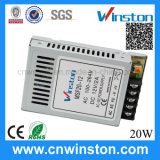 12V Single Output Ultrathin LED Power Supply / Adapter with Ce