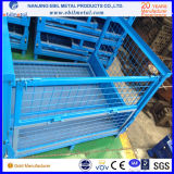 Hot Popular Steel Q235 Fold Wire Container