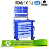 Big Size ABS Ward Nursing Treatment Trolley