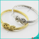 Gold/Silver Alloy Charms Bracelet for Girl Jewelry