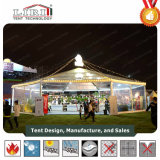 Transparent Clear Span Marquee Tent Temporary Structure for Wedding Event