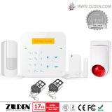 Wireless GSM Home Security Alarm with 2-Way Intercom