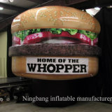 Inflatable Hamburger for Outdoor Advertising