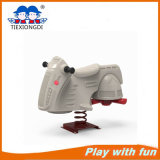 High Quality Horse Plastic Spring Rocking Horse in Park