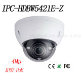 4MP HD WDR Network Vandal-Proof IR Dome Camera {Ipc-Hdbw5421e-Z}