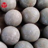 Zhangqiu Manufacturers 4 Inch High Hardness Forgrd Steel Ball for Zinc-Lead Mining Ore