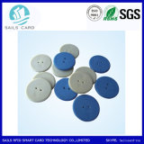 Reusable Hf or UHF RFID Tag for Clothes or Towel Smart Tracking in Laundry