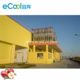 Customize Big Volume Cold Storage for Food Production/Processing Factory