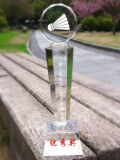 Custom Crystal Sport Trophy Crystal Trophies