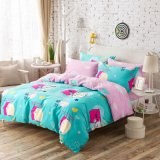 Printed Bedroom Bed Linen Cotton Bedding