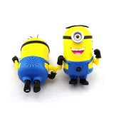 Customized Bluetooth New Despicable Loudspeaker Box for Cellphone