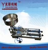 Semi-Automatic Double Heads Ointment/Paste/Cream and Liquid Filling Machine (G2WGD)