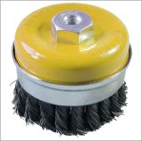 Power Tool Accessories Cup Brush Twist Knotted Deeop Bowl