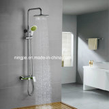 Brass Wall Mouted Bathroom Shower Set (13066L)