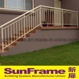 Aluminium Balustrade/Handrail for Outdoor Stairs