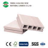 Hollow WPC Decking for Outdoor Use (HLM53)