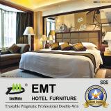 2016 Hot Modern Hotel Bedroom Wooden Furniture (EMT-C1202)