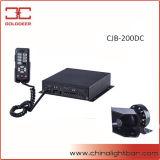 200W Electronic Siren Series Car Alarm (CJB-200DC)
