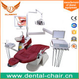 Best Selling Intelligent Dental Chair with European Type LED Lamp