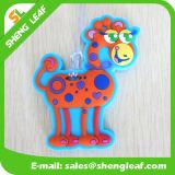 Cartoon Convenient Brand PVC Rubber Luggage Tag (SLF-LT046)