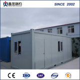 Prefabricated Portable Metal Building Container Camp House