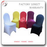Hotel Banquet Colourful Satin Elasticity Chair Cover (YT-39)