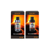 100% Original Smok Tfv8 6.0 Ml Tank /Black/Silver Tfv8