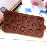 Silicone Button Chocolate Jelly Muffin Sugar Craft Fondant Mold