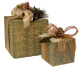 Gift Cookies Box for Christmas Day