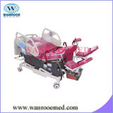 Aldr100A Foldable Gynecological Operating Table Gynaecology Examination Delivery Bed