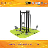 Outdoor Playground Triple Leg Press Gym Fitness Equipment (QTL-2402)