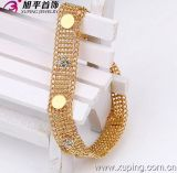 Xuping 18k Gold Color Fashion Bracelet (73622)