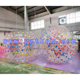 Double TPU Adult Inflatable Water Leisurely Wave Ball