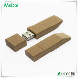 Environment Friendly Paper USB Flash Memory with OEM Logo (WY-W03)
