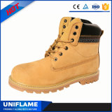 Half Cut Goodyear Leather Work Safety Boots