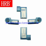 187 Hrb Flag Type Cold Pressing Insulated Terminal