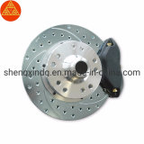 High Precision Brake Disc Flange Made by Aluminium Alloy Diecast WG002