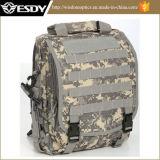 Men Shoulder Messenger Pack Army Daily Backpack Tactical Computer Bag