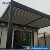 Rainproof Operating Aluminum Blade Roof System for Contruction Buildings