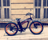 Classic Beach Cruiser 250W/500W Electric 26X4 Fat Tyre Bike/E Fat Tire Bicycle/Electric Snow Bike/E Fatty Bicycle/E Sand Bike/E All Terrain Electric Bike Ce
