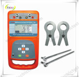 Double Clamps Multi-Function Grounding Resistance Detector