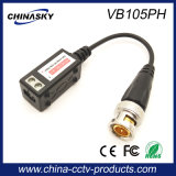 Combinable CCTV Passive HD-CV/Tvi/Ahd Balun with Ce Approval (VB105pH)