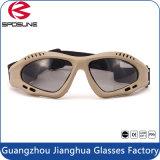 Foam Padded Dustproof Protective Painball Mulitpurpose Tactical Army Goggles