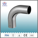 90 Degree Pipe Fitting Welded Elbow with Asme Bpe