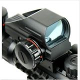 New Tactical Reflex Red Green 4 Reticle Holographic DOT Sight