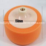 Polishing Sponge Pad with Plastic Backing Plate