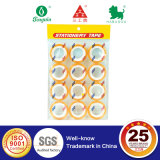 12 Rolls Stationery Tape in Clear Bag