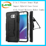 3 in 1future Armor High Impact Hybrid Case Cover with Stand Holster Robot Combo