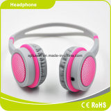 Cute Colorful Headphone for Kids Customized Color